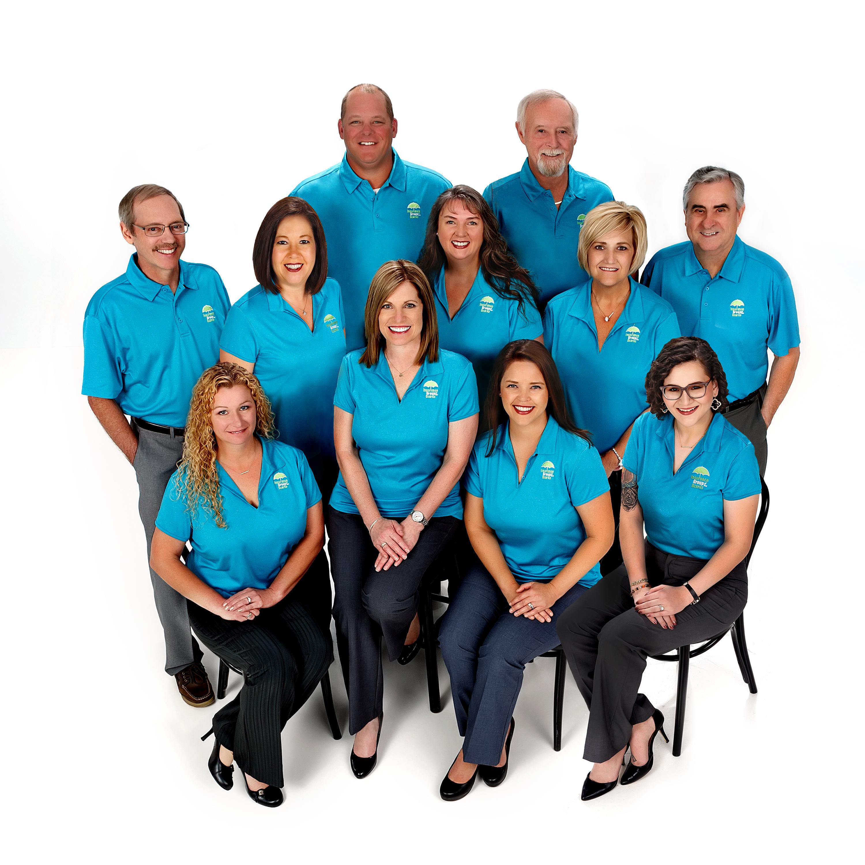 Team photo March 2020